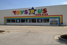 Toys R Us North Broadway Ave Kansas City MO 7306635512AusBN