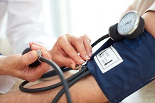 Healthcare blood pressure